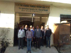 Farmer Training Camp at Kharak Mangoli by HARCOFED