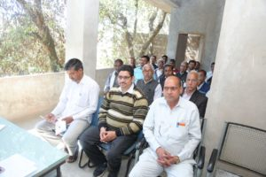 Employees training camp at DPCARDB, Narnaul by HARCOFED