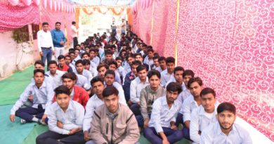 Youth Skill Development Programme at Saheed Bhagat Singh ITI Palwal by HARCOFED