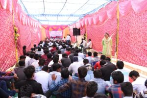 Youth Skill Development Programme at Saheed Bhagat Singh ITI, Palwal by HARCOFED